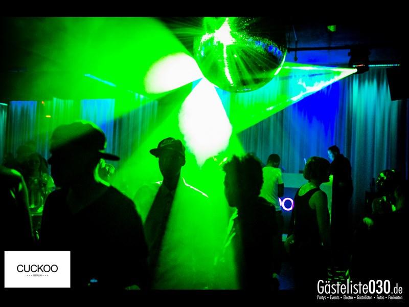 Partyfoto #26 Cuckoo Berlin Berlin vom 05.10.2013