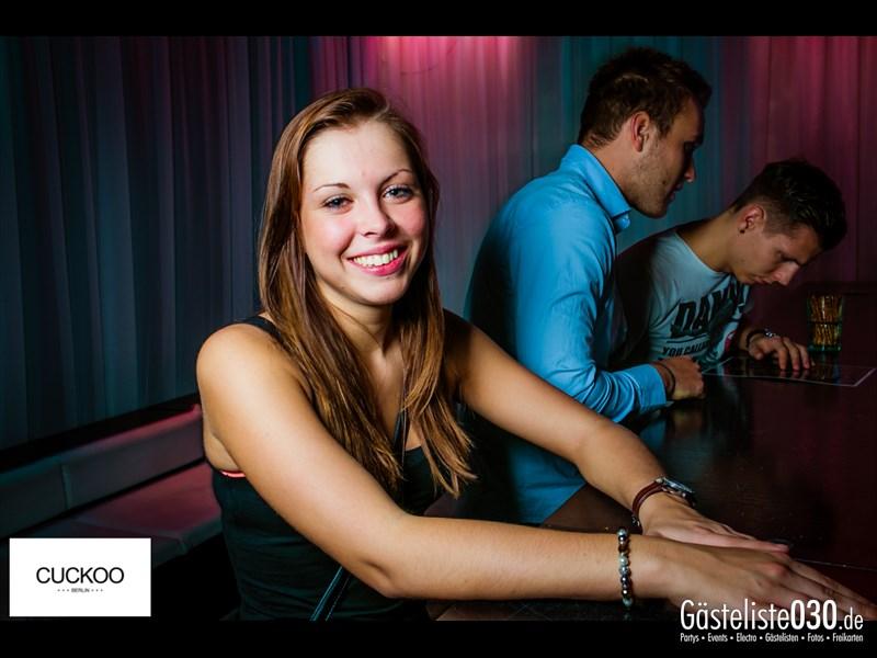 Partyfoto #4 Cuckoo Berlin Berlin vom 05.10.2013