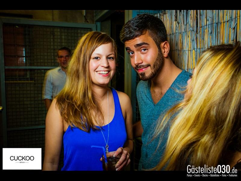 Partyfoto #52 Cuckoo Berlin Berlin vom 05.10.2013