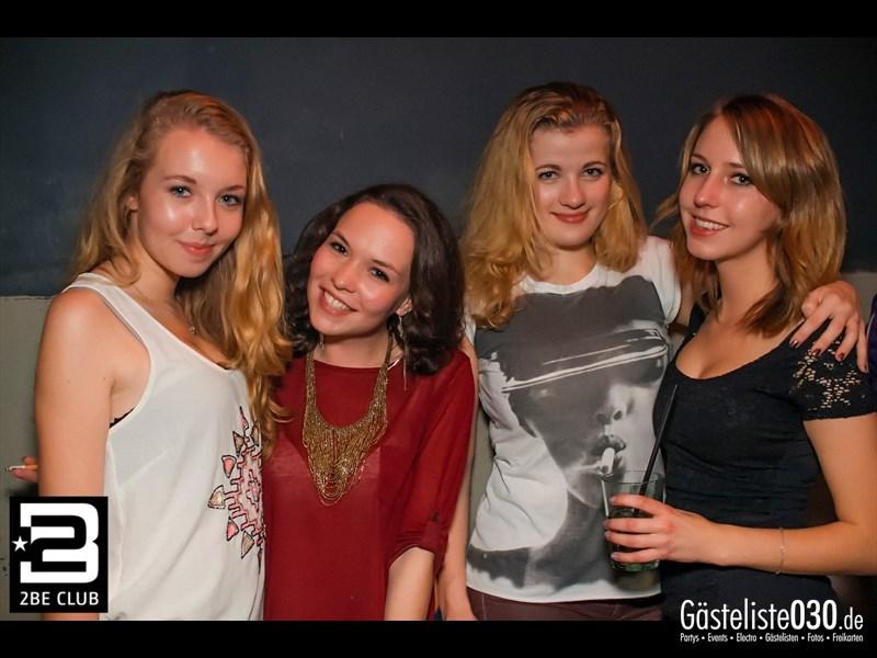 https://www.gaesteliste030.de/Partyfoto #105 2BE Club Berlin vom 11.10.2013