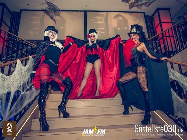 Partypics Felix 26.10.2013 JAM FM Halloweenparty @ Felix