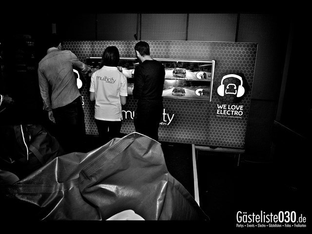 Partypics Asphalt 25.10.2013 We Love Electro By Multicity Carsharing