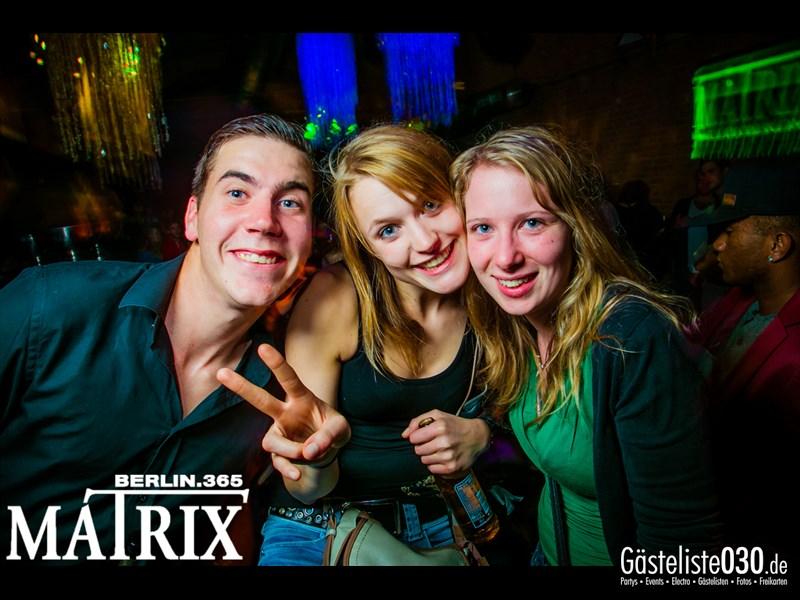 https://www.gaesteliste030.de/Partyfoto #98 Matrix Berlin vom 17.10.2013