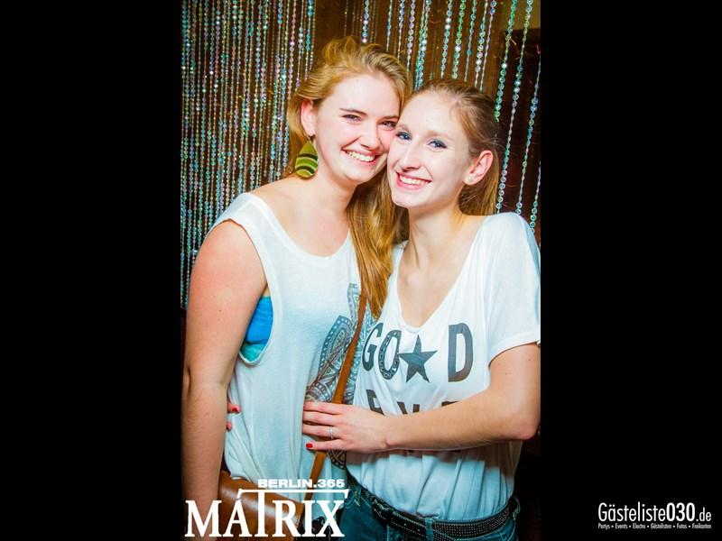 https://www.gaesteliste030.de/Partyfoto #84 Matrix Berlin vom 17.10.2013