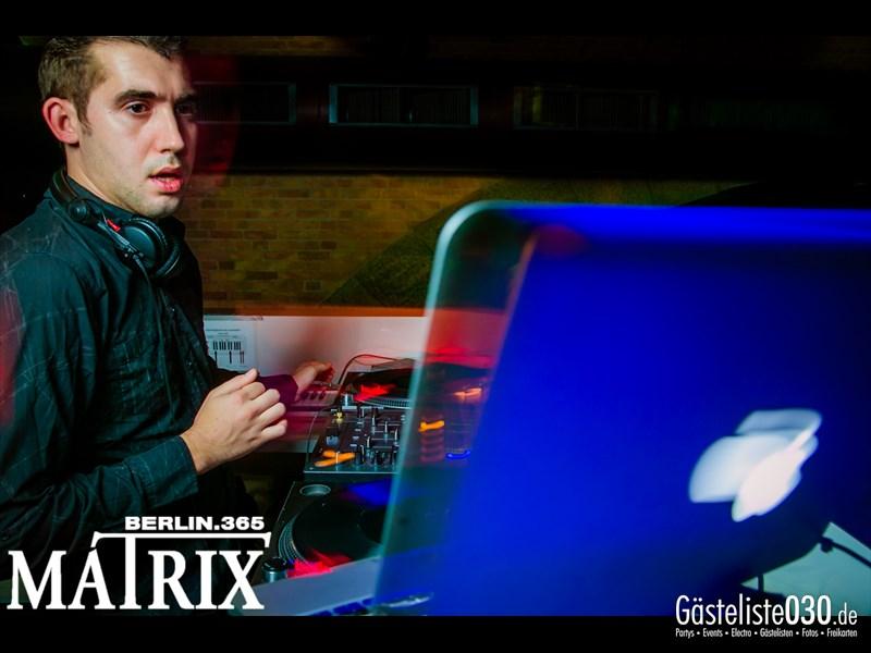https://www.gaesteliste030.de/Partyfoto #122 Matrix Berlin vom 17.10.2013