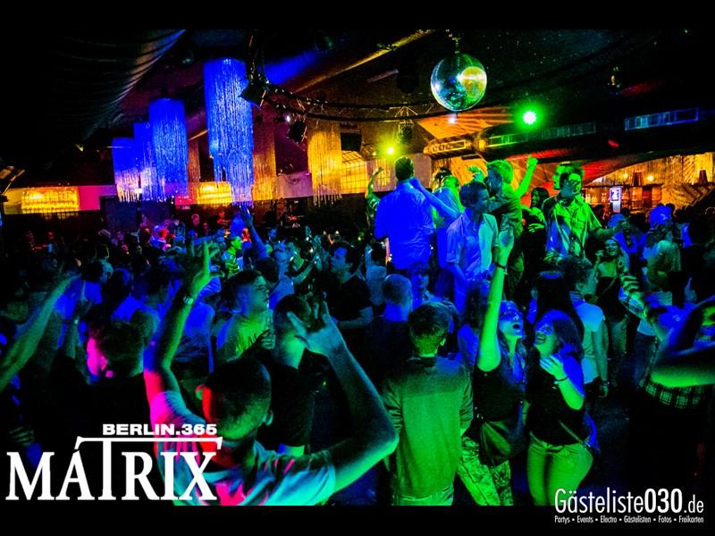 https://www.gaesteliste030.de/Partyfoto #131 Matrix Berlin vom 17.10.2013
