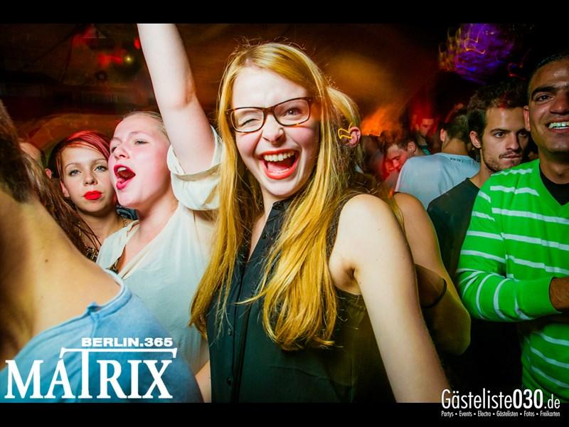 https://www.gaesteliste030.de/Partyfoto #6 Matrix Berlin vom 17.10.2013