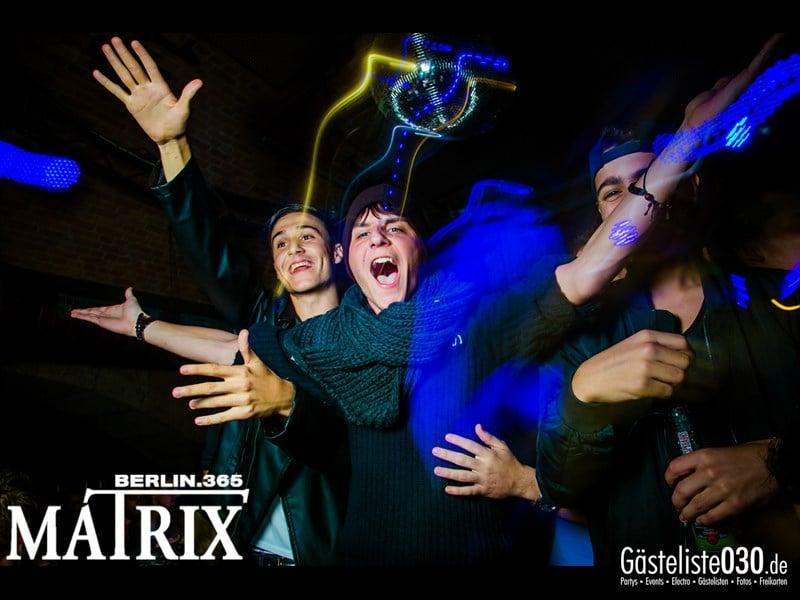 https://www.gaesteliste030.de/Partyfoto #99 Matrix Berlin vom 17.10.2013