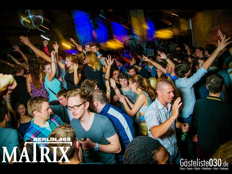 https://www.gaesteliste030.de/Partyfoto #140 Matrix Berlin vom 17.10.2013