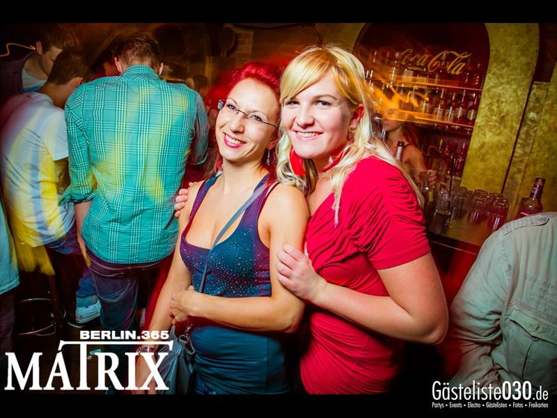 https://www.gaesteliste030.de/Partyfoto #44 Matrix Berlin vom 17.10.2013