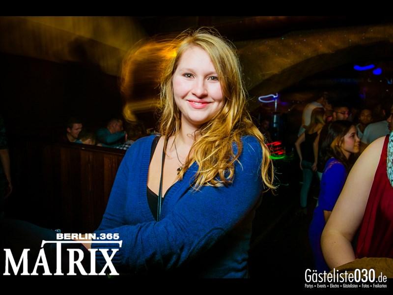 https://www.gaesteliste030.de/Partyfoto #115 Matrix Berlin vom 17.10.2013