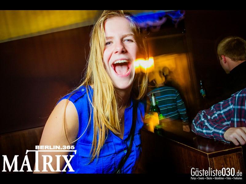 https://www.gaesteliste030.de/Partyfoto #100 Matrix Berlin vom 17.10.2013