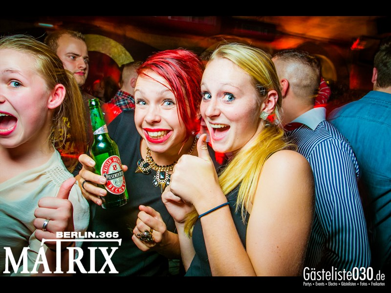 https://www.gaesteliste030.de/Partyfoto #78 Matrix Berlin vom 17.10.2013