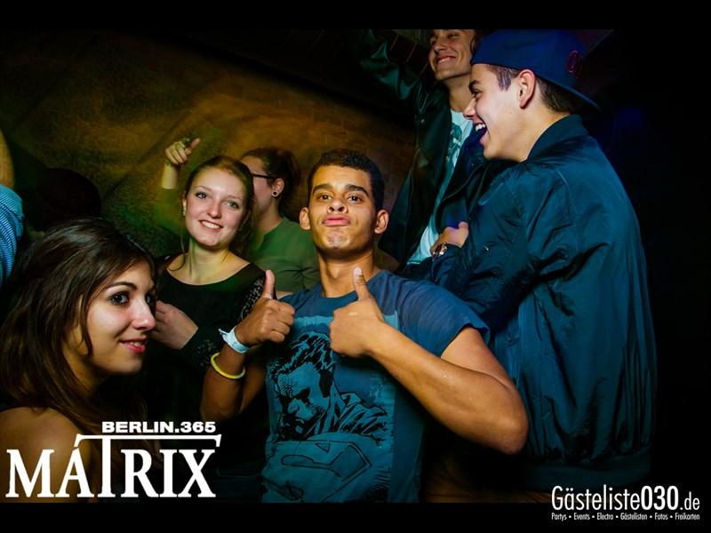https://www.gaesteliste030.de/Partyfoto #112 Matrix Berlin vom 17.10.2013