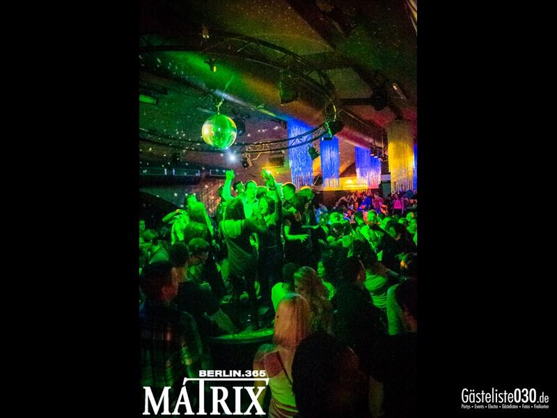 https://www.gaesteliste030.de/Partyfoto #57 Matrix Berlin vom 17.10.2013