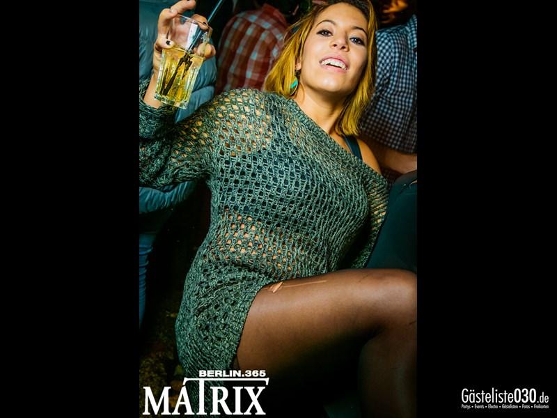 https://www.gaesteliste030.de/Partyfoto #134 Matrix Berlin vom 17.10.2013
