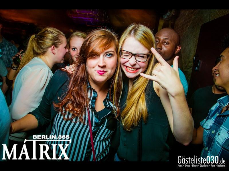 https://www.gaesteliste030.de/Partyfoto #26 Matrix Berlin vom 17.10.2013