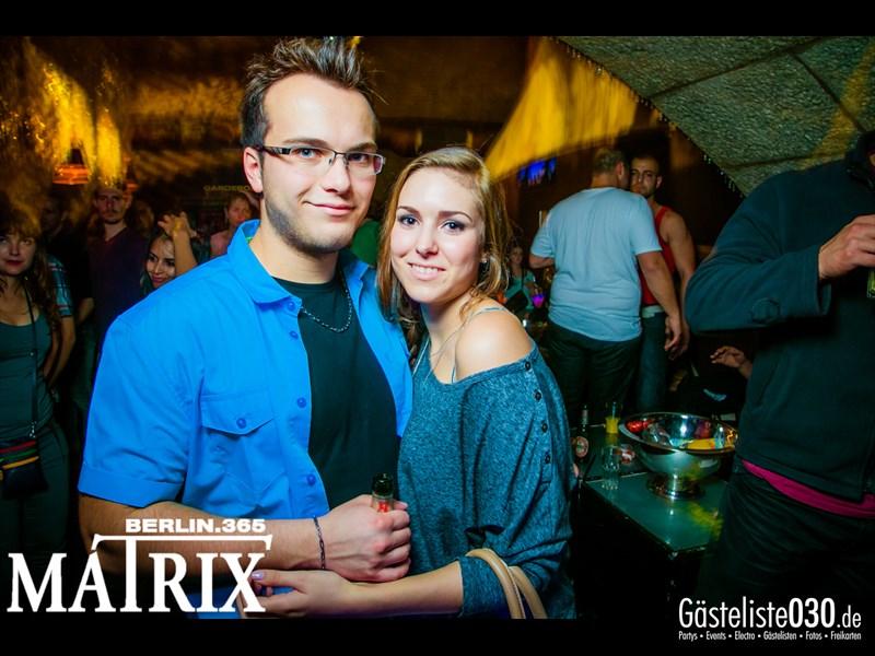https://www.gaesteliste030.de/Partyfoto #56 Matrix Berlin vom 17.10.2013
