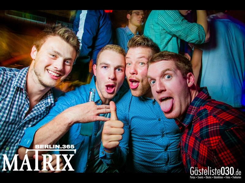 https://www.gaesteliste030.de/Partyfoto #156 Matrix Berlin vom 17.10.2013