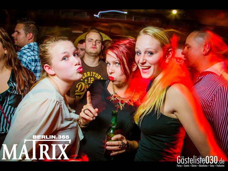 https://www.gaesteliste030.de/Partyfoto #39 Matrix Berlin vom 17.10.2013
