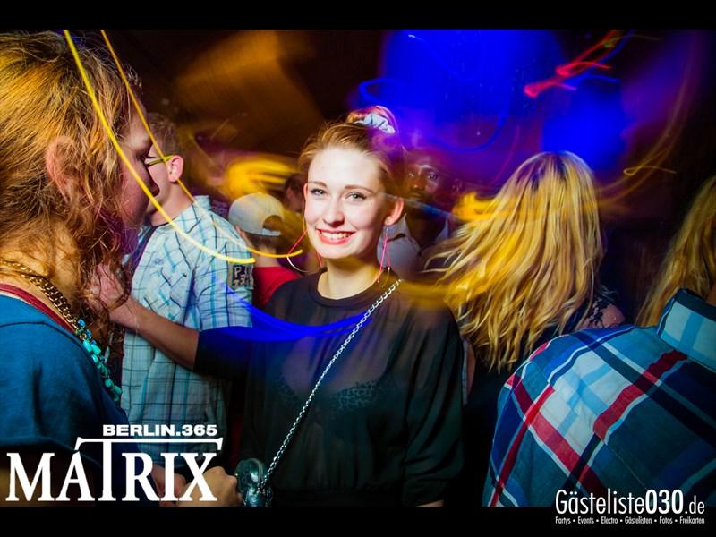 https://www.gaesteliste030.de/Partyfoto #27 Matrix Berlin vom 17.10.2013