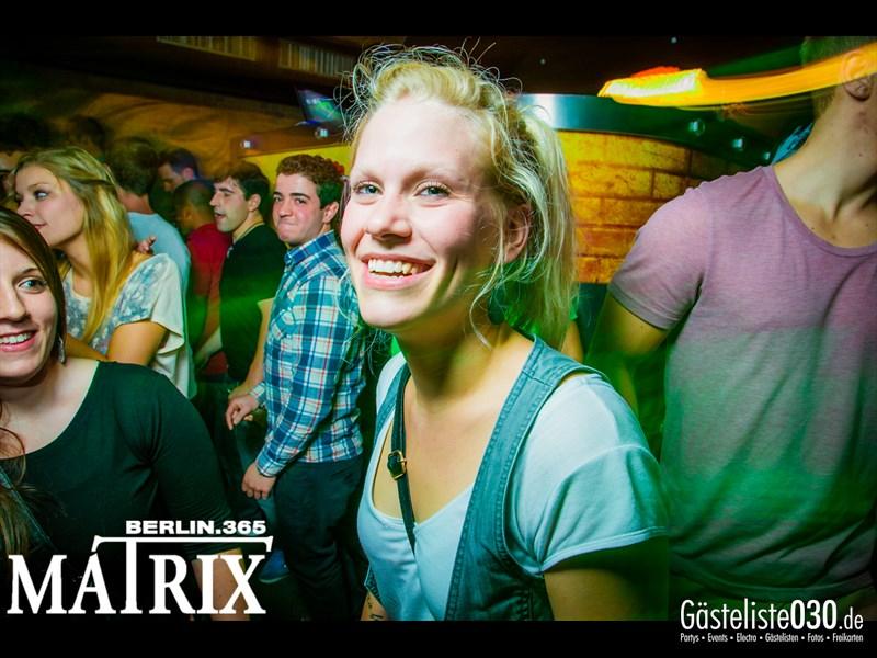https://www.gaesteliste030.de/Partyfoto #94 Matrix Berlin vom 17.10.2013