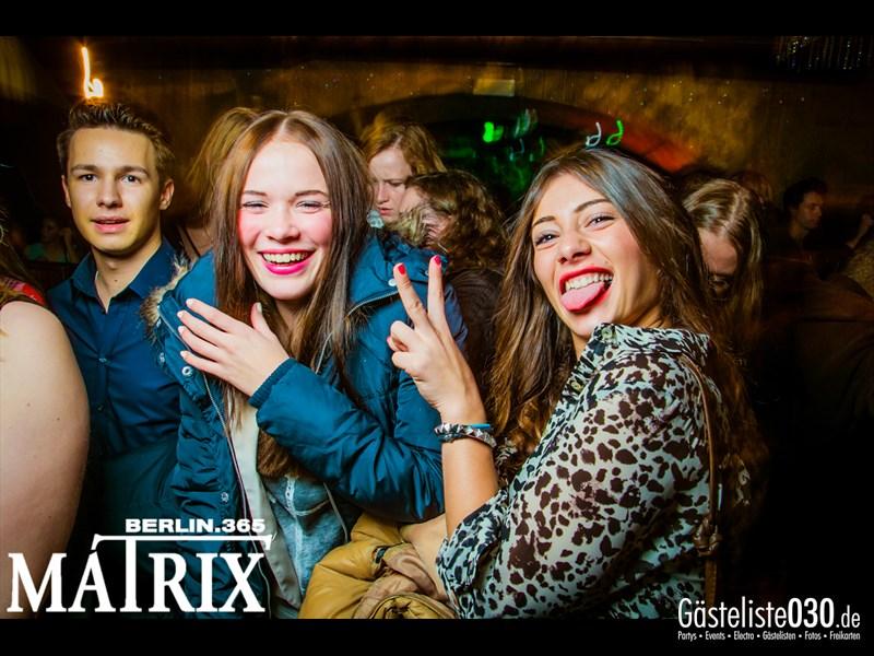 https://www.gaesteliste030.de/Partyfoto #114 Matrix Berlin vom 17.10.2013