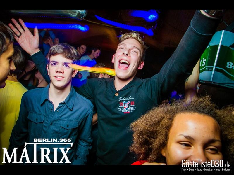 https://www.gaesteliste030.de/Partyfoto #49 Matrix Berlin vom 17.10.2013