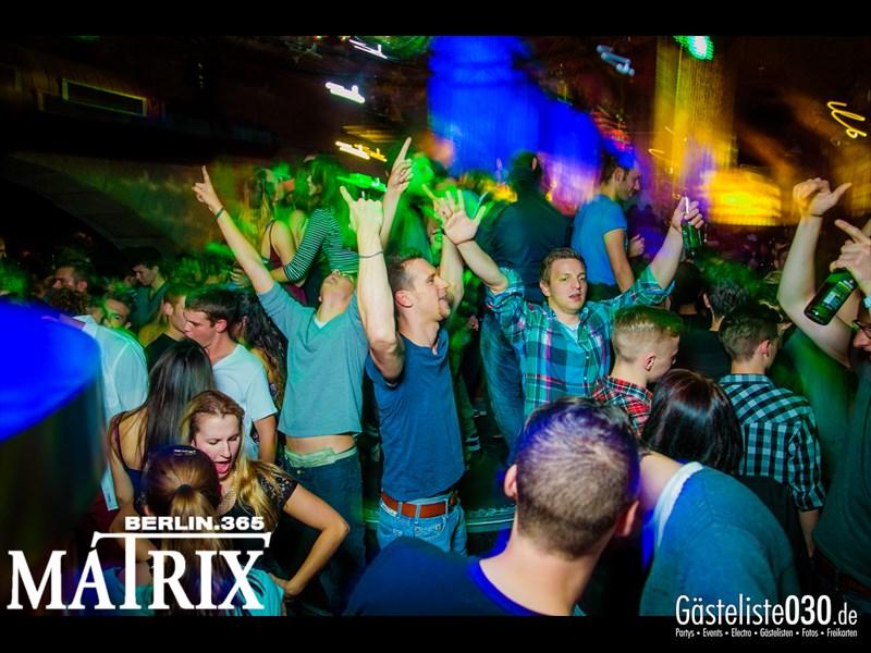 https://www.gaesteliste030.de/Partyfoto #29 Matrix Berlin vom 17.10.2013