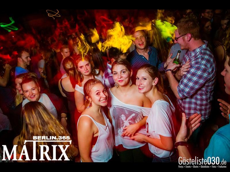 https://www.gaesteliste030.de/Partyfoto #36 Matrix Berlin vom 17.10.2013