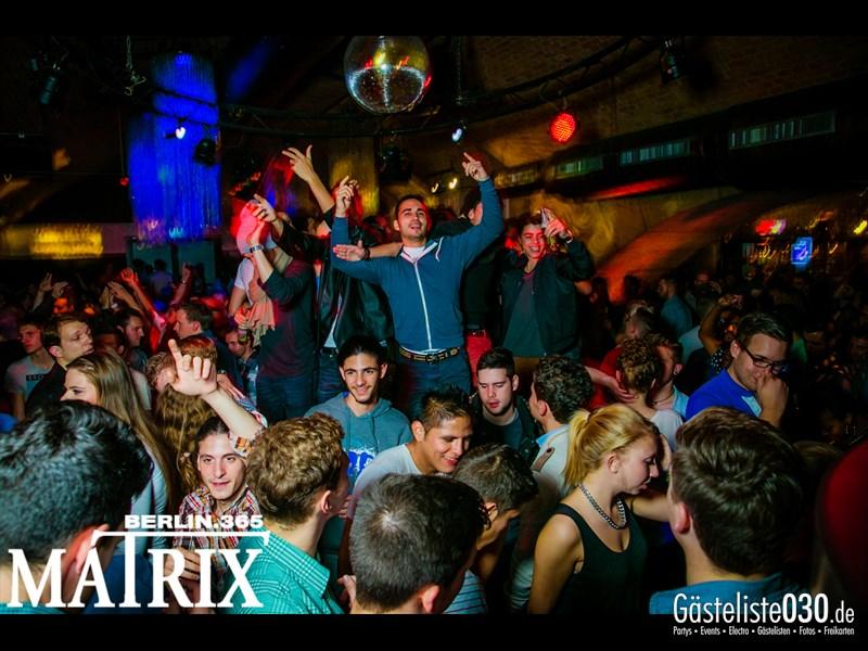 https://www.gaesteliste030.de/Partyfoto #146 Matrix Berlin vom 17.10.2013