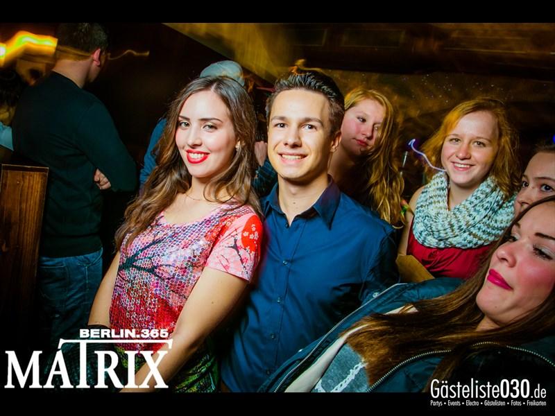 https://www.gaesteliste030.de/Partyfoto #85 Matrix Berlin vom 17.10.2013