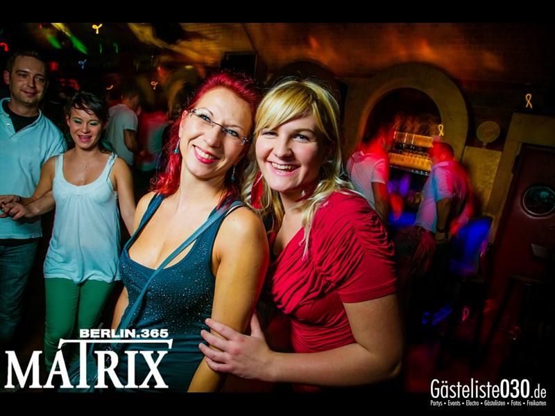 https://www.gaesteliste030.de/Partyfoto #149 Matrix Berlin vom 17.10.2013
