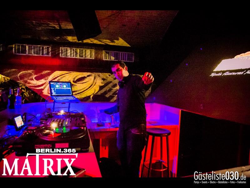 https://www.gaesteliste030.de/Partyfoto #117 Matrix Berlin vom 17.10.2013