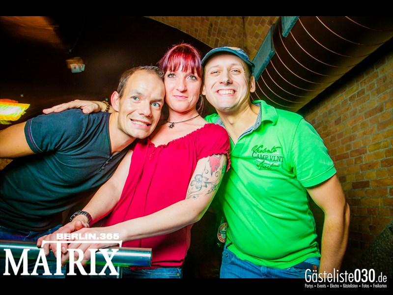 https://www.gaesteliste030.de/Partyfoto #107 Matrix Berlin vom 17.10.2013
