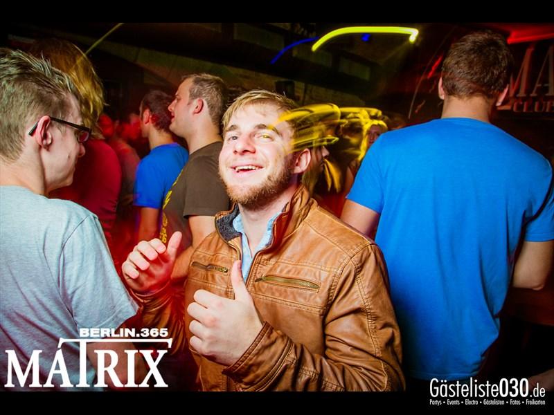 https://www.gaesteliste030.de/Partyfoto #80 Matrix Berlin vom 17.10.2013