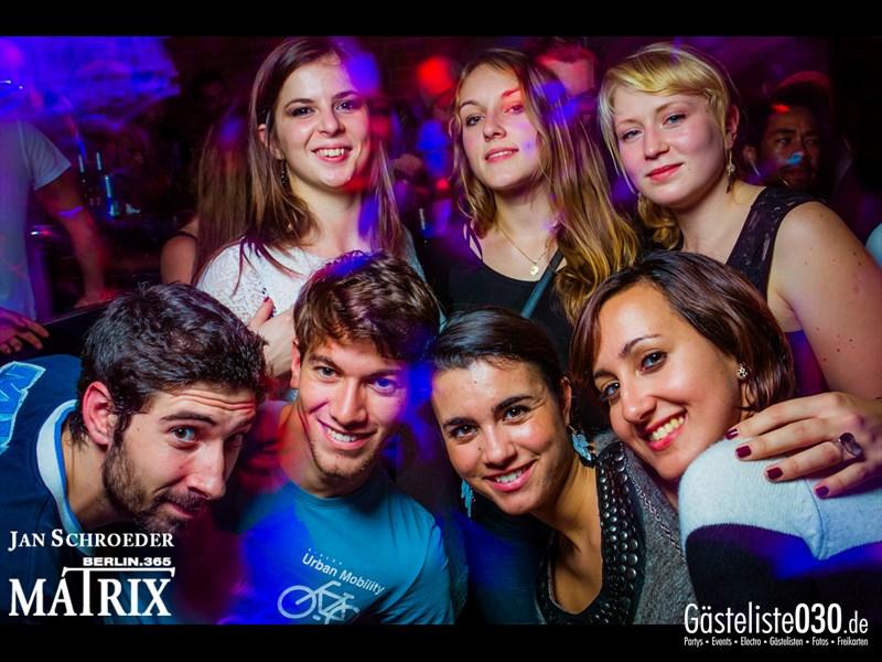 https://www.gaesteliste030.de/Partyfoto #23 Matrix Berlin vom 26.10.2013