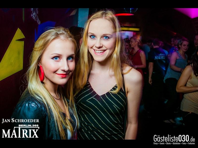 https://www.gaesteliste030.de/Partyfoto #26 Matrix Berlin vom 26.10.2013