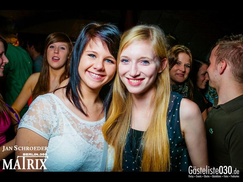 https://www.gaesteliste030.de/Partyfoto #10 Matrix Berlin vom 26.10.2013