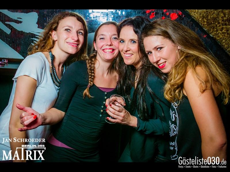 https://www.gaesteliste030.de/Partyfoto #52 Matrix Berlin vom 26.10.2013
