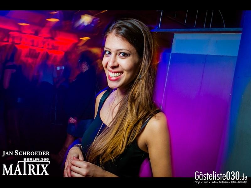 https://www.gaesteliste030.de/Partyfoto #128 Matrix Berlin vom 26.10.2013