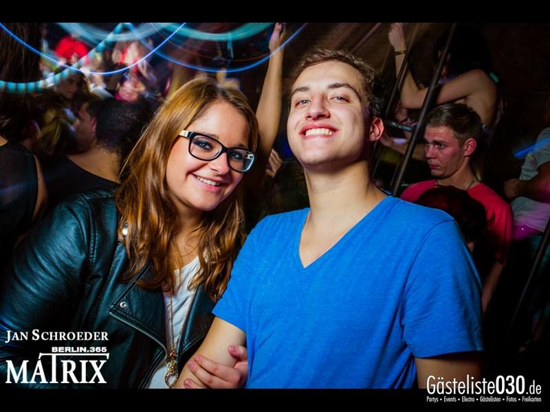 https://www.gaesteliste030.de/Partyfoto #161 Matrix Berlin vom 26.10.2013