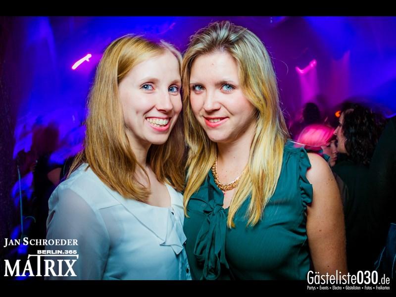 https://www.gaesteliste030.de/Partyfoto #88 Matrix Berlin vom 26.10.2013