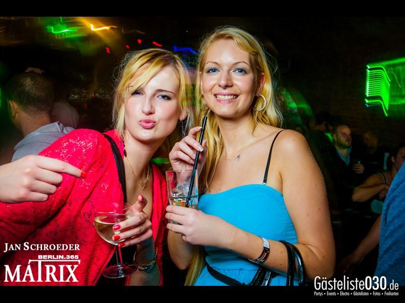 https://www.gaesteliste030.de/Partyfoto #117 Matrix Berlin vom 26.10.2013