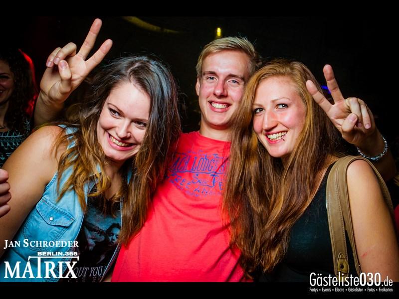 https://www.gaesteliste030.de/Partyfoto #155 Matrix Berlin vom 26.10.2013