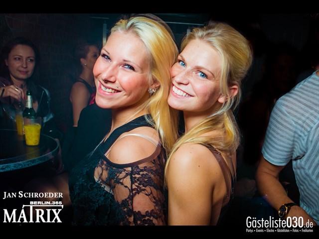 Partypics Matrix 26.10.2013 Fruity!