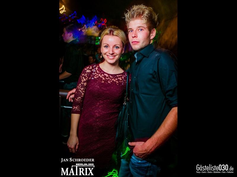 https://www.gaesteliste030.de/Partyfoto #101 Matrix Berlin vom 26.10.2013