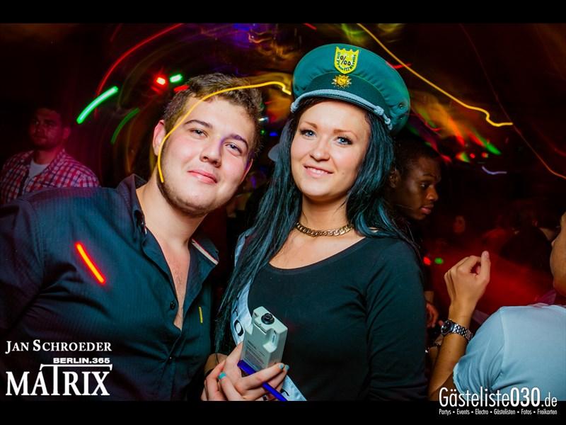 https://www.gaesteliste030.de/Partyfoto #42 Matrix Berlin vom 26.10.2013
