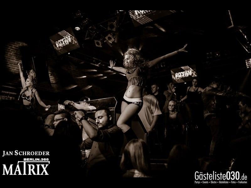 https://www.gaesteliste030.de/Partyfoto #102 Matrix Berlin vom 26.10.2013