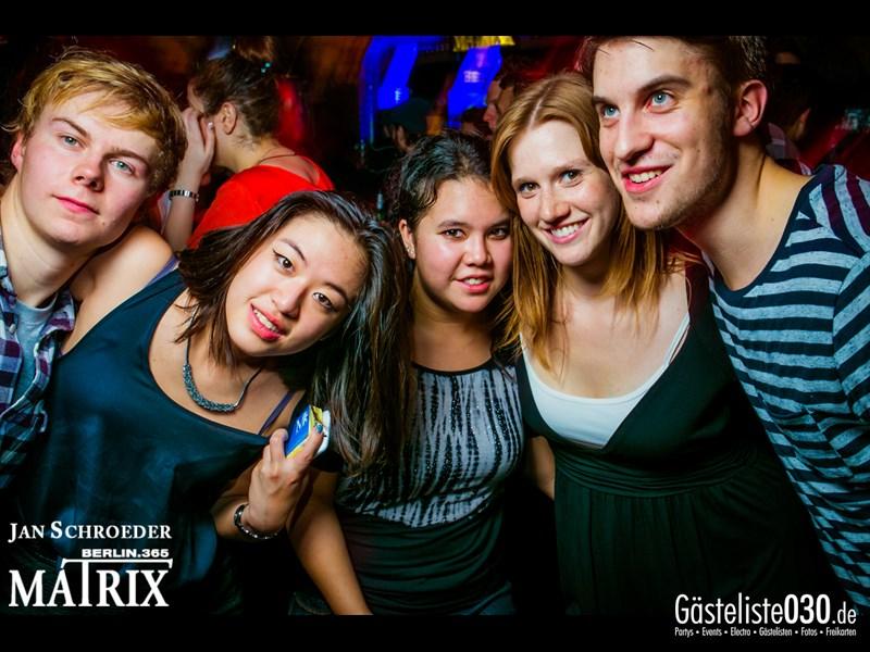 https://www.gaesteliste030.de/Partyfoto #129 Matrix Berlin vom 26.10.2013